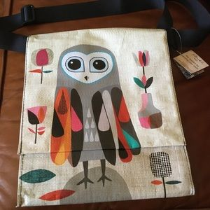 Handbags - Owl Blue Q Bag